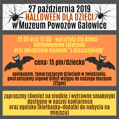 Halloween'2019 w Galowicach